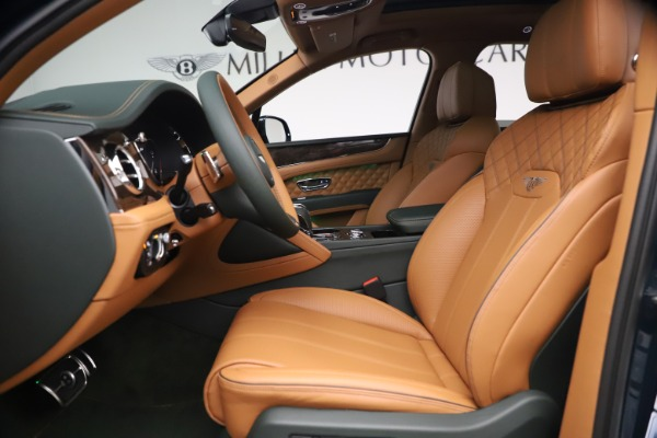 New 2021 Bentley Bentayga V8 First Edition for sale Sold at Maserati of Greenwich in Greenwich CT 06830 19