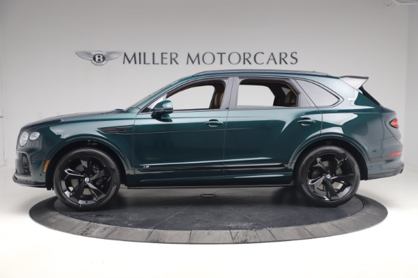 New 2021 Bentley Bentayga V8 First Edition for sale Sold at Maserati of Greenwich in Greenwich CT 06830 3