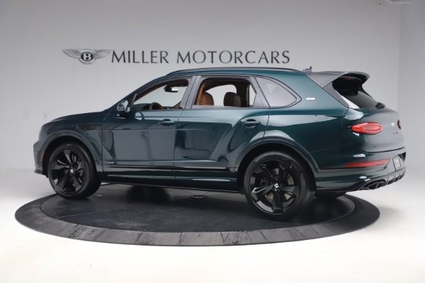New 2021 Bentley Bentayga V8 First Edition for sale $265,205 at Maserati of Greenwich in Greenwich CT 06830 4
