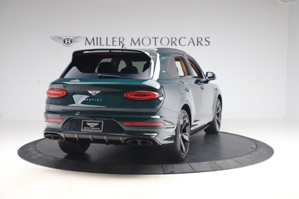 New 2021 Bentley Bentayga V8 First Edition for sale Sold at Maserati of Greenwich in Greenwich CT 06830 7