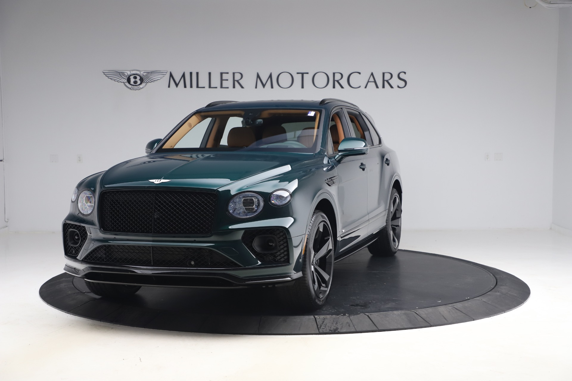 New 2021 Bentley Bentayga V8 First Edition for sale Sold at Maserati of Greenwich in Greenwich CT 06830 1