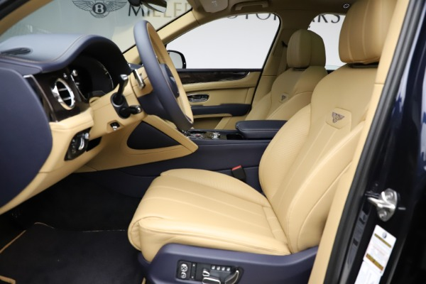 New 2021 Bentley Bentayga V8 for sale Sold at Maserati of Greenwich in Greenwich CT 06830 18