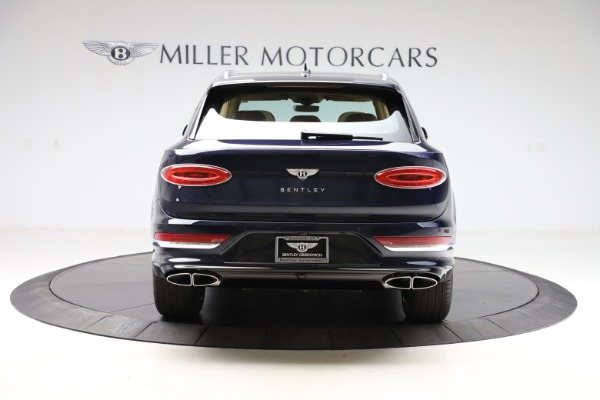 New 2021 Bentley Bentayga V8 for sale $209,755 at Maserati of Greenwich in Greenwich CT 06830 7