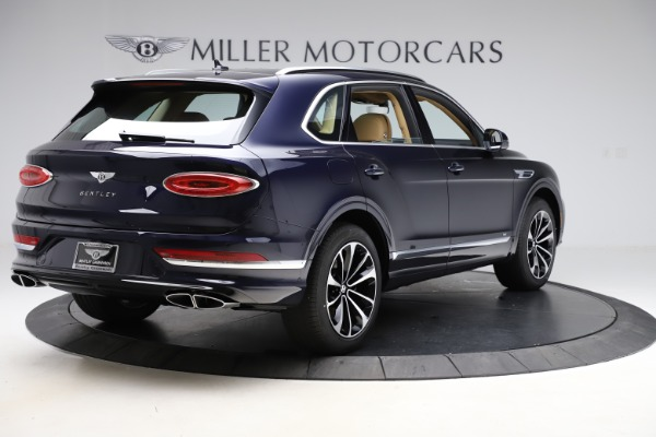New 2021 Bentley Bentayga V8 for sale $209,755 at Maserati of Greenwich in Greenwich CT 06830 8