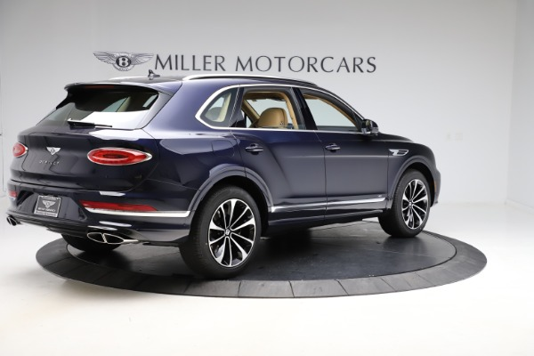 New 2021 Bentley Bentayga V8 for sale $209,755 at Maserati of Greenwich in Greenwich CT 06830 9