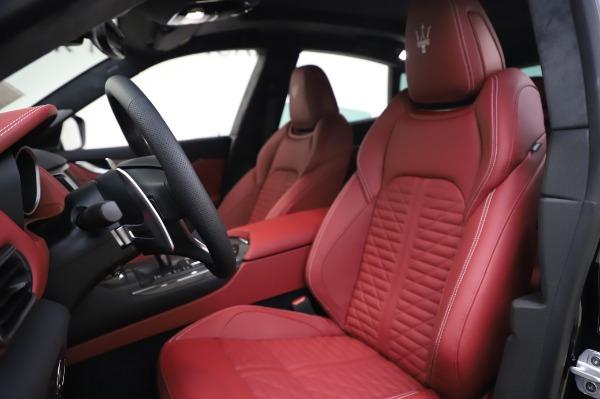 New 2020 Maserati Levante GTS for sale Sold at Maserati of Greenwich in Greenwich CT 06830 15