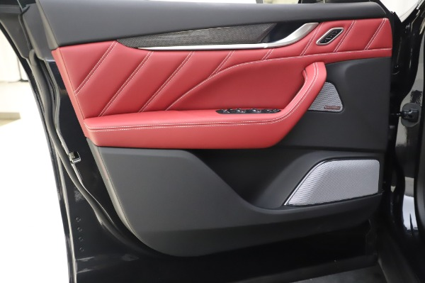 New 2020 Maserati Levante GTS for sale Sold at Maserati of Greenwich in Greenwich CT 06830 17