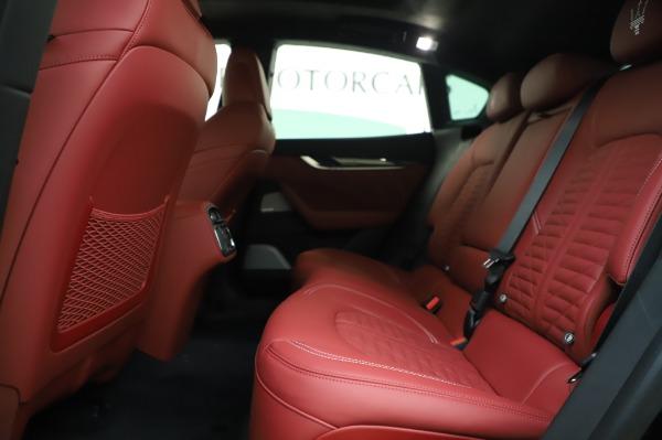 New 2020 Maserati Levante GTS for sale Sold at Maserati of Greenwich in Greenwich CT 06830 19