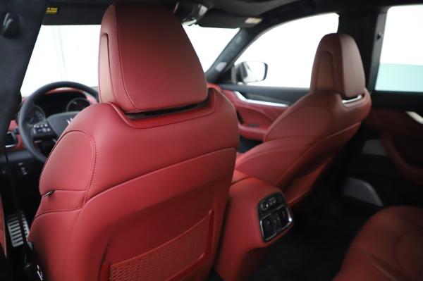 New 2020 Maserati Levante GTS for sale Sold at Maserati of Greenwich in Greenwich CT 06830 20