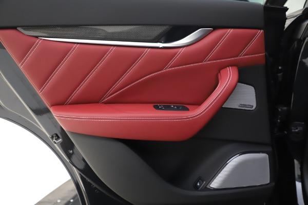 New 2020 Maserati Levante GTS for sale Sold at Maserati of Greenwich in Greenwich CT 06830 21