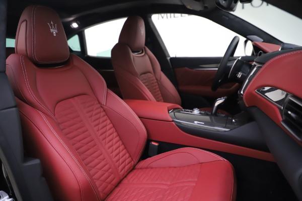 New 2020 Maserati Levante GTS for sale Sold at Maserati of Greenwich in Greenwich CT 06830 22