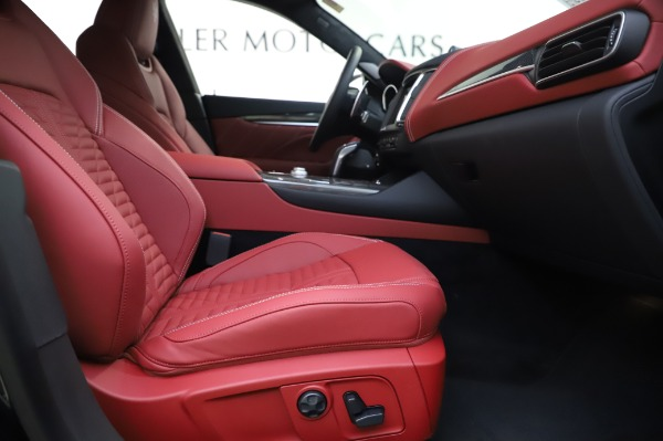 New 2020 Maserati Levante GTS for sale Sold at Maserati of Greenwich in Greenwich CT 06830 23