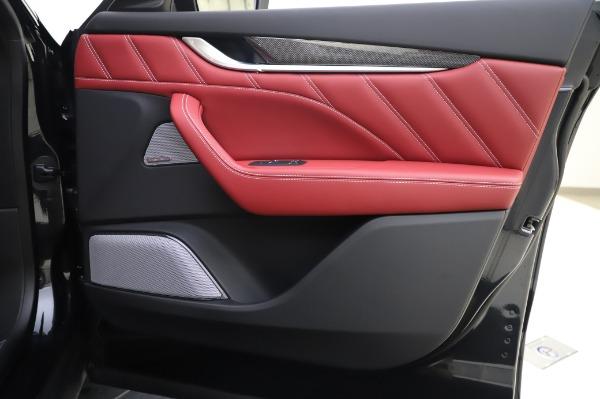 New 2020 Maserati Levante GTS for sale Sold at Maserati of Greenwich in Greenwich CT 06830 25