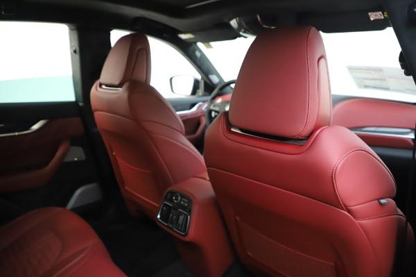 New 2020 Maserati Levante GTS for sale Sold at Maserati of Greenwich in Greenwich CT 06830 28
