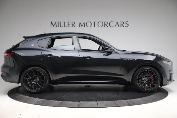 New 2020 Maserati Levante GTS for sale Sold at Maserati of Greenwich in Greenwich CT 06830 9