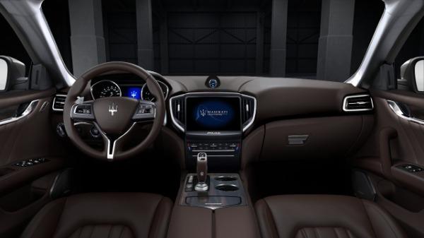 New 2020 Maserati Ghibli S Q4 GranLusso for sale $89,940 at Maserati of Greenwich in Greenwich CT 06830 4