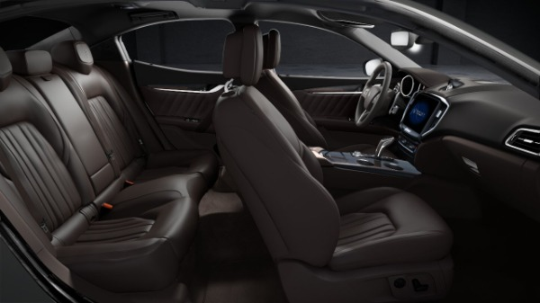 New 2020 Maserati Ghibli S Q4 GranLusso for sale $89,940 at Maserati of Greenwich in Greenwich CT 06830 5