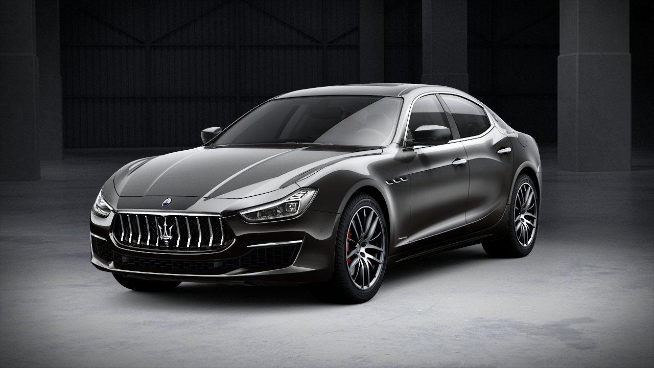 New 2020 Maserati Ghibli S Q4 GranLusso for sale $89,940 at Maserati of Greenwich in Greenwich CT 06830 1