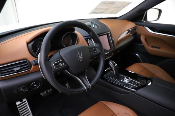 New 2020 Maserati Levante Q4 GranSport for sale $84,285 at Maserati of Greenwich in Greenwich CT 06830 13