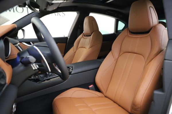 New 2020 Maserati Levante Q4 GranSport for sale $84,285 at Maserati of Greenwich in Greenwich CT 06830 15