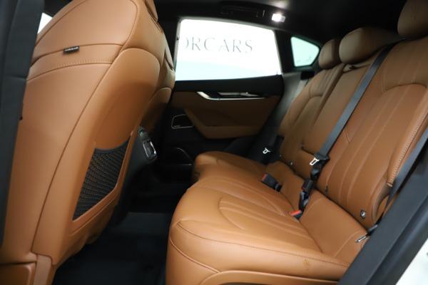 New 2020 Maserati Levante Q4 GranSport for sale $84,285 at Maserati of Greenwich in Greenwich CT 06830 19