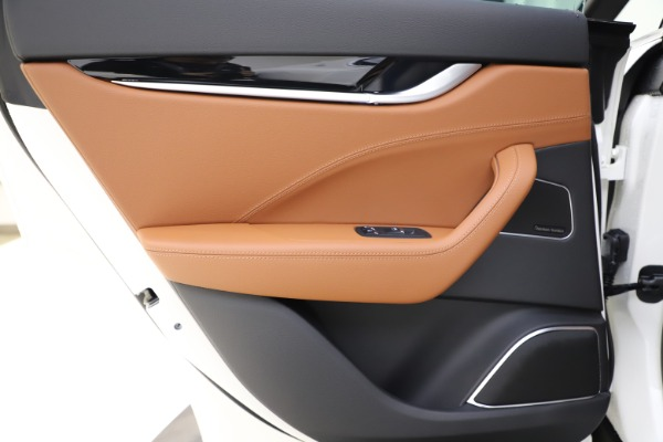 New 2020 Maserati Levante Q4 GranSport for sale $84,285 at Maserati of Greenwich in Greenwich CT 06830 21