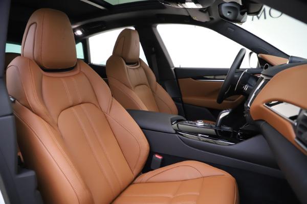 New 2020 Maserati Levante Q4 GranSport for sale $84,285 at Maserati of Greenwich in Greenwich CT 06830 22