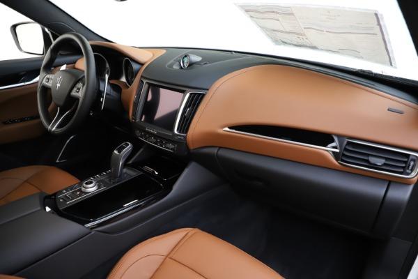 New 2020 Maserati Levante Q4 GranSport for sale $84,285 at Maserati of Greenwich in Greenwich CT 06830 24