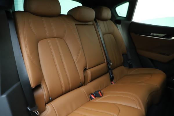 New 2020 Maserati Levante Q4 GranSport for sale $84,285 at Maserati of Greenwich in Greenwich CT 06830 26