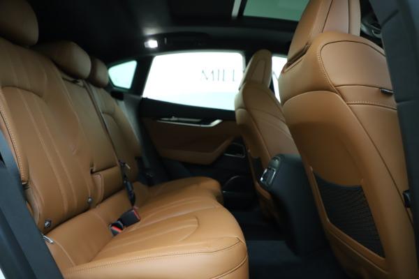 New 2020 Maserati Levante Q4 GranSport for sale $84,285 at Maserati of Greenwich in Greenwich CT 06830 27