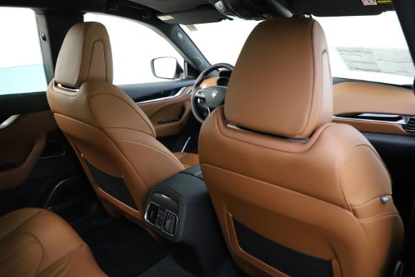 New 2020 Maserati Levante Q4 GranSport for sale $84,285 at Maserati of Greenwich in Greenwich CT 06830 28