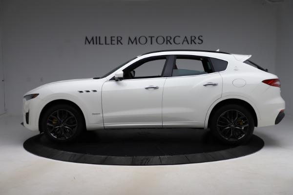 New 2020 Maserati Levante Q4 GranSport for sale $84,285 at Maserati of Greenwich in Greenwich CT 06830 3