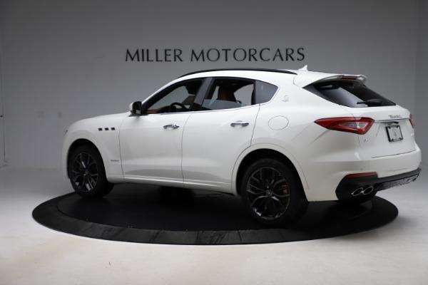 New 2020 Maserati Levante Q4 GranSport for sale $84,285 at Maserati of Greenwich in Greenwich CT 06830 4