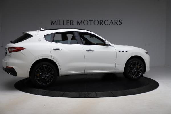 New 2020 Maserati Levante Q4 GranSport for sale $84,285 at Maserati of Greenwich in Greenwich CT 06830 8