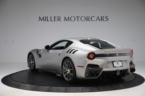 Used 2016 Ferrari F12tdf for sale $925,900 at Maserati of Greenwich in Greenwich CT 06830 5