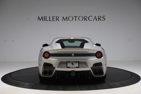 Used 2016 Ferrari F12tdf for sale $925,900 at Maserati of Greenwich in Greenwich CT 06830 6