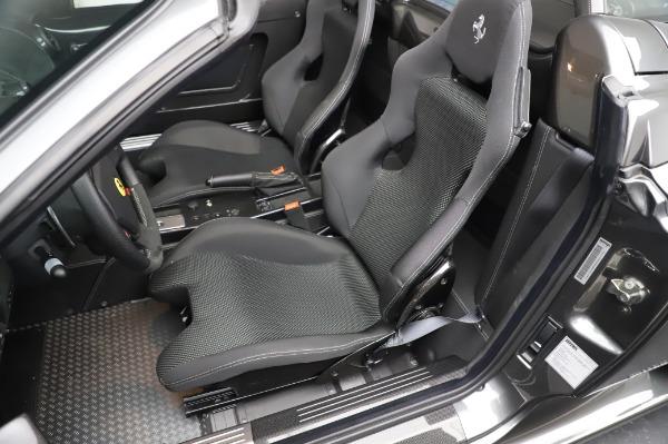 Used 2009 Ferrari 430 Scuderia Spider 16M for sale Call for price at Maserati of Greenwich in Greenwich CT 06830 21