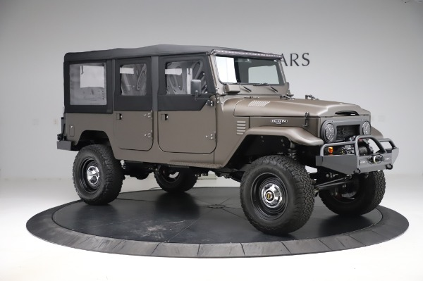 Used 1974 Toyota FJ44 Icon for sale $249,900 at Maserati of Greenwich in Greenwich CT 06830 10