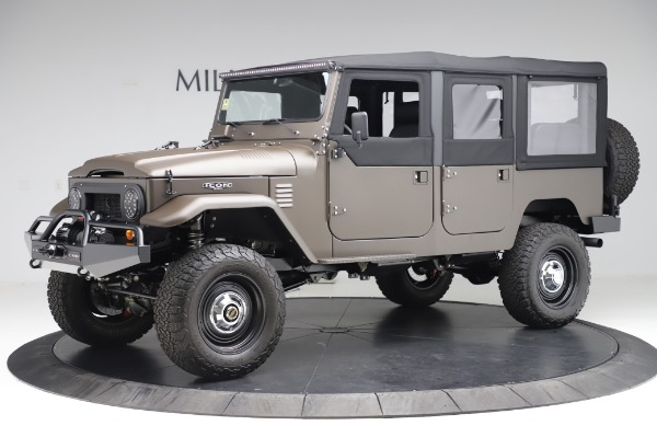 Used 1974 Toyota FJ44 Icon for sale $249,900 at Maserati of Greenwich in Greenwich CT 06830 2