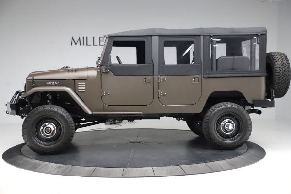 Used 1974 Toyota FJ44 Icon for sale $249,900 at Maserati of Greenwich in Greenwich CT 06830 3