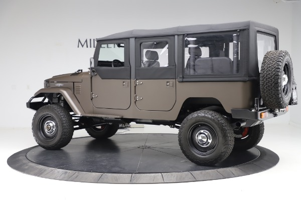 Used 1974 Toyota FJ44 Icon for sale $249,900 at Maserati of Greenwich in Greenwich CT 06830 4