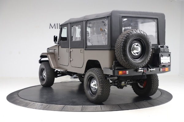 Used 1974 Toyota FJ44 Icon for sale $249,900 at Maserati of Greenwich in Greenwich CT 06830 5