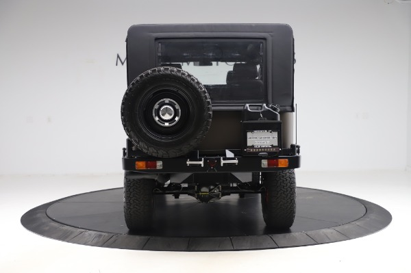 Used 1974 Toyota FJ44 Icon for sale $249,900 at Maserati of Greenwich in Greenwich CT 06830 6