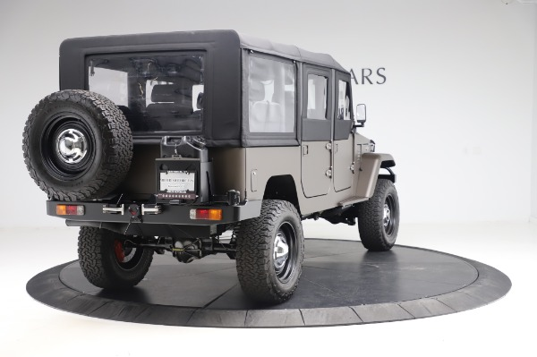 Used 1974 Toyota FJ44 Icon for sale $249,900 at Maserati of Greenwich in Greenwich CT 06830 7