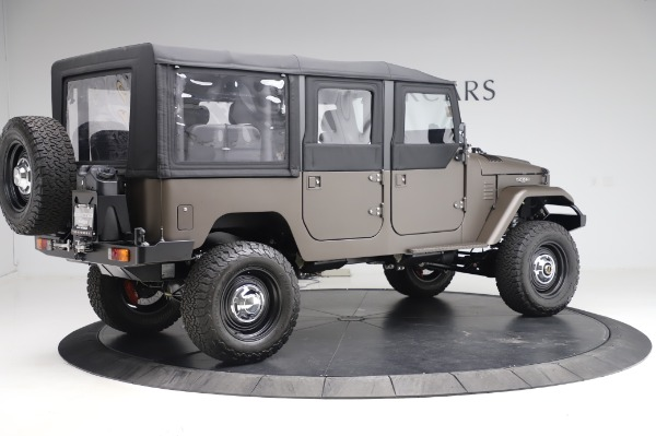 Used 1974 Toyota FJ44 Icon for sale $249,900 at Maserati of Greenwich in Greenwich CT 06830 8