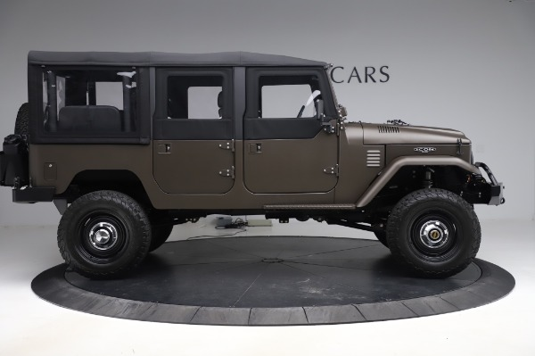 Used 1974 Toyota FJ44 Icon for sale $249,900 at Maserati of Greenwich in Greenwich CT 06830 9