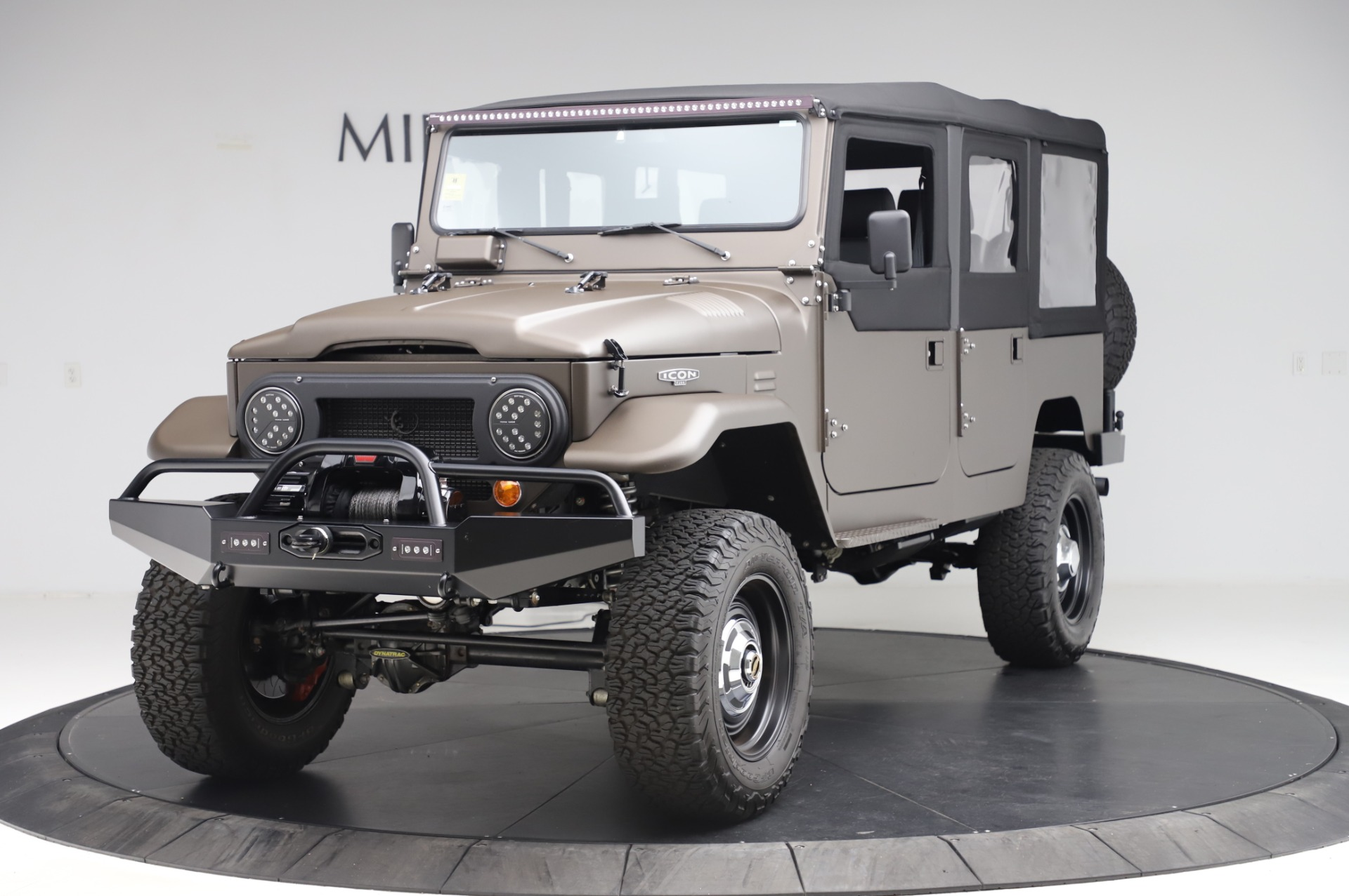 Used 1974 Toyota FJ44 Icon for sale $249,900 at Maserati of Greenwich in Greenwich CT 06830 1