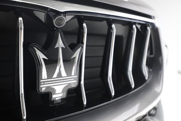 New 2020 Maserati Levante S Q4 GranLusso for sale $100,485 at Maserati of Greenwich in Greenwich CT 06830 13