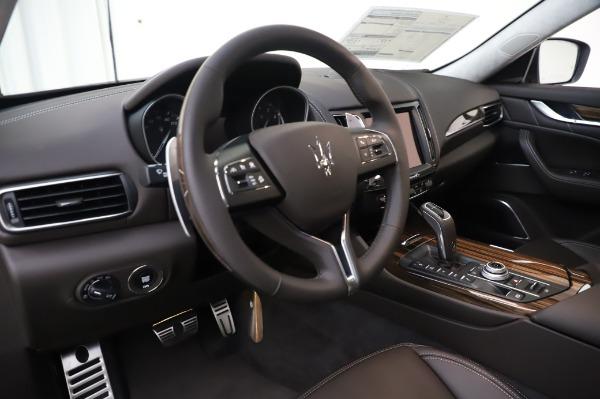New 2020 Maserati Levante S Q4 GranLusso for sale $100,485 at Maserati of Greenwich in Greenwich CT 06830 19