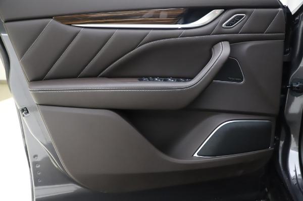 New 2020 Maserati Levante S Q4 GranLusso for sale $100,485 at Maserati of Greenwich in Greenwich CT 06830 20